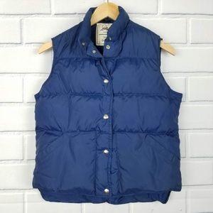 LL BEAN Vintage Goose Down Puffer Vest